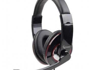ყურსასმენი GEMBIRD MHS-U-001  USB, 100mW, 2M cable