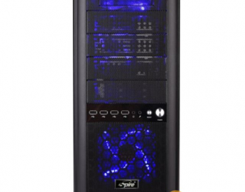 ქეისი SPIRE SAVIT 6005 BLACK (SP6005B-CE-R)