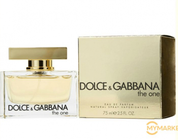 49 ლარად DOLCE&GABBANA THE ONE-ის სუნამო უფასო მიტანით