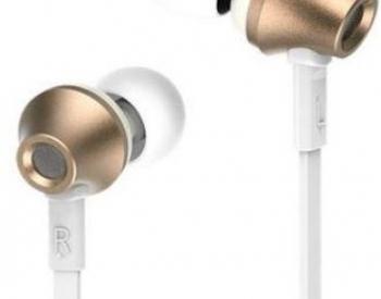 ყურსასმენი REMAX Earphone RM-610D Gold