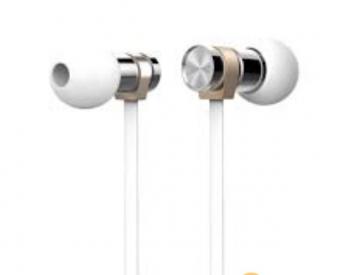 ყურსასმენი REMAX Earphone RM-565i White