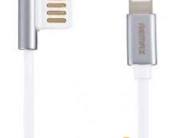 მობილურის დამტენი REMAX Emperor Cable for iPhone 5/6/7/SE RC