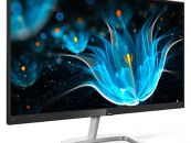 "PHILIPS LCD monitor with Ultra Wide-Color E Line, 24 (23.8""/"