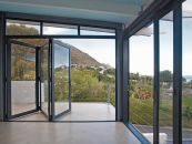ალუმინის და მოტალოპლასტმასის  კარ-ფანჯარა