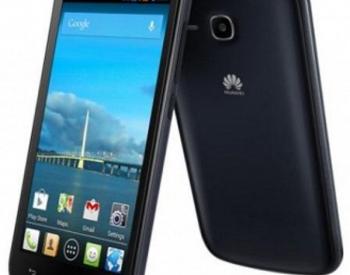 მობილური ტელეფონი HUAWEI ASCEND Y600 DUAL SIM BLACK