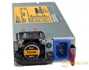 HP Power Supply 750W (512327-B21)