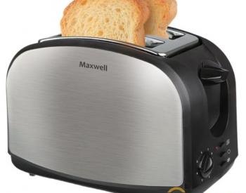 ტოსტერი MAXWELL MW 1502 ST