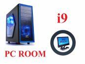 ძლიერი სარენდერო კომპიუტერი I9 + GTX 1080 TI
