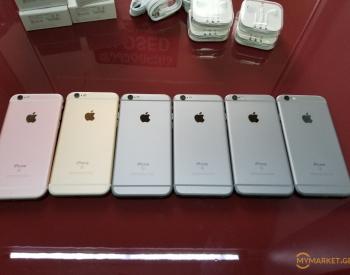 iPhone 6s გარანტიით! განვადებით!
