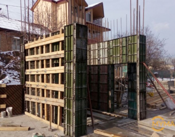 კოლონის ყალიბი 1 მეტრიანი 5ლარი დღგ-ს ჩათვლით