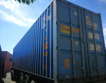 20ft and 40ft Containers
