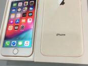 iPhone iPhone 8 Rose God 64GB ყუთით 900ლ