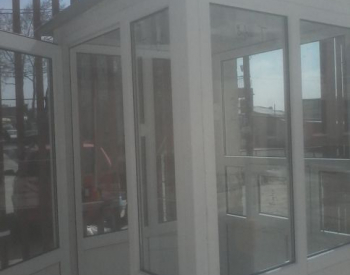 მეტალოპლასტმასის კარ-ფანჯარა.მეტალოპლასმასი