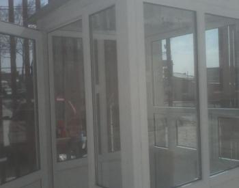 მეტალოპლასტმასის კარ-ფანჯარა.მეტალოპლასმასის