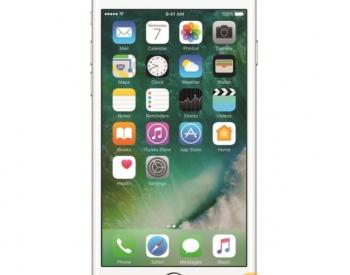 მობილური ტელეფონი  APPLE IPHONE 7 128GB SILVER (A1778)