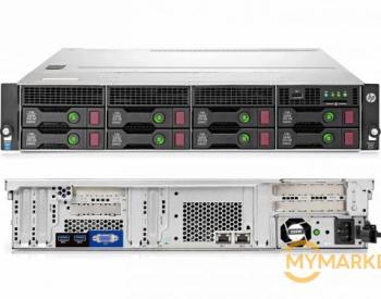 სერვერი HP ProLiant DL80 Gen9 E5-2603v3 4GB-R B140i 8LFF 550