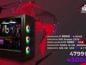 i9 9900K / 1080 Ti 11 GB / 32 GB RAM / SSD  ! ! !