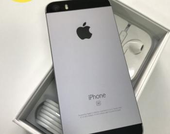 iPhone SE მაღაზიიდან გარანტიით და განვადებით.
