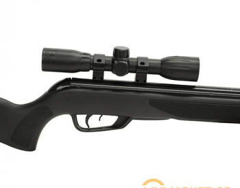 GAMO Wildcat Whisper nitro 1300 fps Made in Spain გაუხსნელი