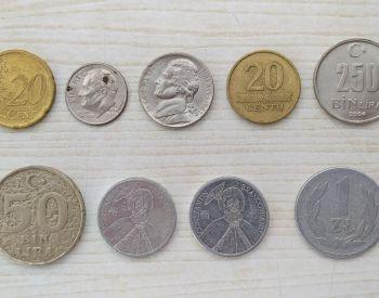სხვადასხვა ქვეყნის რკინის ფული
