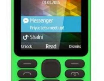 Nokia 215 Dual SIM - Mobile Phones GREEN