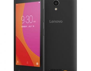 მობილური ტელეფონი Lenovo Vibe B A2016 LTE Dual SIM Black (PA