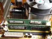 motherboard  P5PL2 775 სოკეტზე , ინტელის პროცესორით ,2.5 RAM