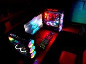 სათამაშო სისტემები I5 / I7 GTX ვიდეო ბარათებით