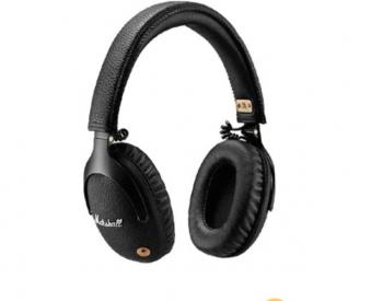 ყურსასმენი  Marshall Monitor Bluetooth, Black  04091743