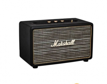 დინამიკი  Marshall Acton Bluetooth, Black
