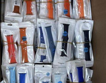 Apple Watch 38/42 mm და 42/44 mm სამაჯურები.   Bands