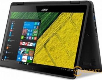 ნოუთბუქი ACER SP513-51-79M8, Shale Black, Intel® Core™ i7-75