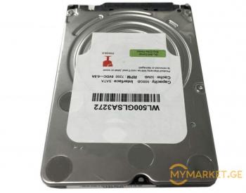 მყარი დისკი MaxDigitalData 500GB 32MB Cache 7200RPM SATA III