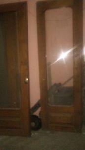 წაბლის კარები 4ცალი.