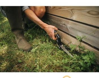 Solid grass shear GS21