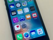 Iphone 5 space gray 16 gb.