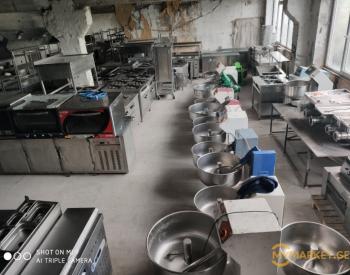 სამზარეულოს პროფესიონალური დანაგარების ყველაზე დიდი არჩევანი