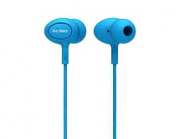 ყურსასმენი Remax RM-515 Earphone Blue