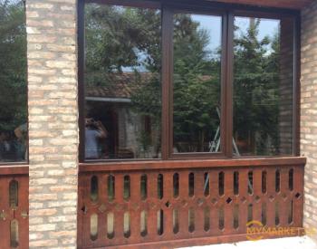მეტალოპლასტმასის და ალუმინის კარ-ფანჯარა