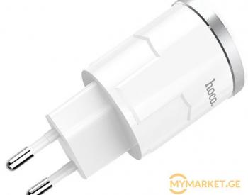 hoco. C37A Thunder power single port charger set(Micro)(EU)