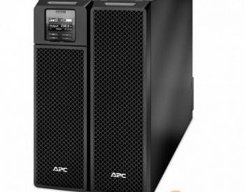 უწყვეტი კვების წყარო  APC Smart-UPS Online 8KVA, 6x C13/4x C