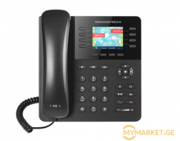 IP ტელეფონი Grandstream GXP2135 Enterprise HD IP Phone: 8 li