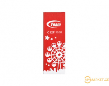 TEAM C12F DRIVE 32 GB RED  RETAIL