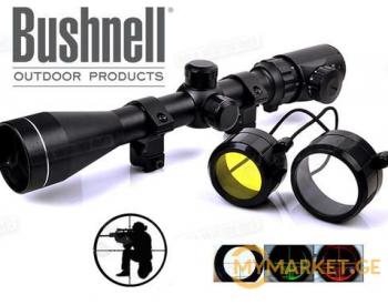 Bushnell 3-9x40 EG ოპტიკა სამიზნე optika samizne