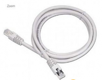 """Gembird PP12-1M Patch cord cat. 5E molded strain relief 50u"""""""