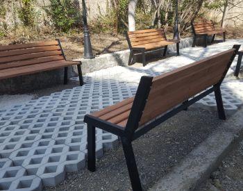 ეზოს სკამი