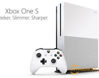 სათამაშო კონსოლი MICROSOFT X BOX ONE S  1TB (UK)  XBOX  ONE