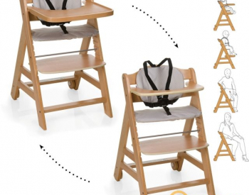 ხის სკამ-მაგიდა HAUCK 663110