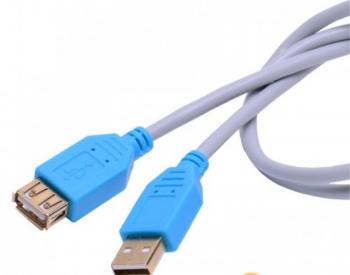 კაბელი Vention Cable USB 2.0 A male to A female Extension Ca