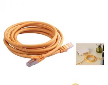 კაბელი Vention VAG-B04-B800VGA(3+6) Male to Male Cable 8M Bl